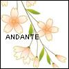 ���p���p�� �t���[�f�� Andante/�N���X�}�X